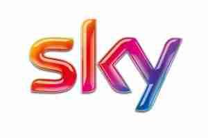Sky logo - Costruzione scenografie per cinema televisione teatro eventi progettazione e creazione allestimenti eventi aziendali convention stand fiera