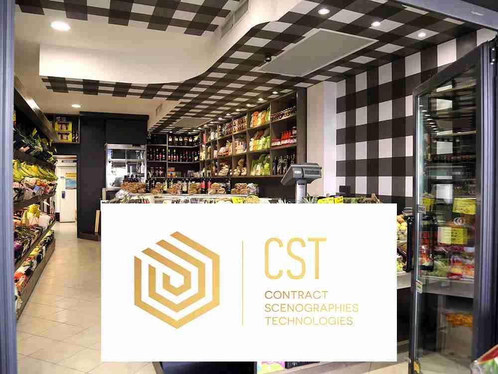 Progettazione e realizzazione negozio ortofrutticolo e mini-market Desiderio di Frutta