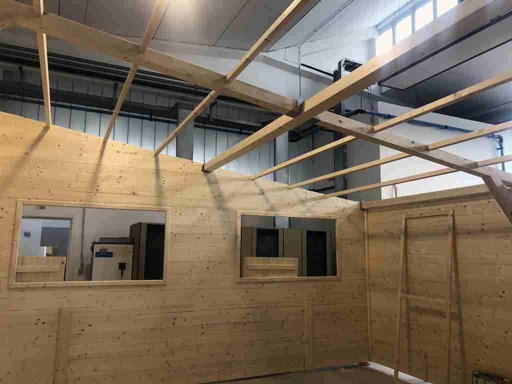 progettazione e realizzazione dehor in legno leisure cst group italia 2