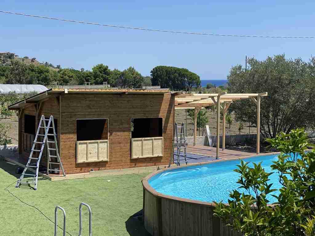 progettazione e realizzazione dehor in legno leisure cst group italia 6